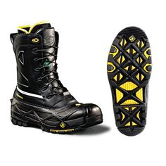 Shop Terra CROSSBOW Men's Black Waterproof Work Boots at Lowe's Canada. Find our selection of work boots at the lowest price guaranteed with price match. Crossbow, Combat Boots, Accessories, Shoes, Black, Products, Fashion, Moda, Combat Boot