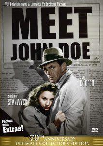 Amazon.com: Meet John Doe (70th Anniversary Ultimate Collectors Edition): Gary Cooper, Barbara Stanwyck, Edward Arnold, Walter Brennan, Frank Capra: Movies & TV