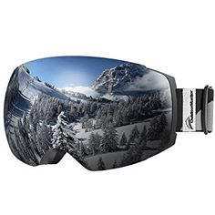 e61857a858c OutdoorMaster Ski Goggles PRO - Frameless