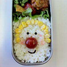 clown lunch box
