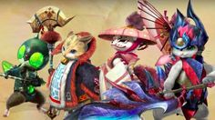 Monster Hunter Generations Official Prowler Trailer Felynes are ready to face off against any creature in this mode. April 07 2016 at 05:01PM https://www.youtube.com/user/ScottDogGaming