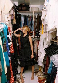 Walk-in-wardrobes of dreams | Never Underdressed