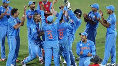 Team India wins against Pakistan in the much awaited World Cup 2015 match