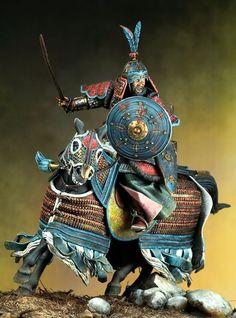 Timur's Cataphract Cavalry,
