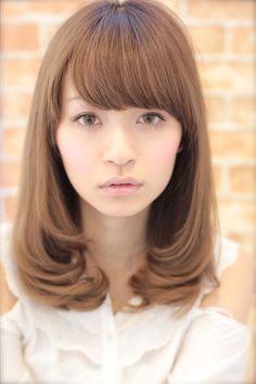 Japanese Medium Hair