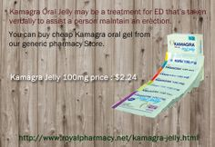 Kamagra Jelly 100mg Online Video In USA  Kamagra Oral Jelly may be a treatment for ED that's taken verbally to assist a person maintain an erection. You can buy cheap Kamagra oral gel from our generic pharmacy Store.  https://www.youtube.com/watch?v=kYcaqUPMG54&feature=youtu.be