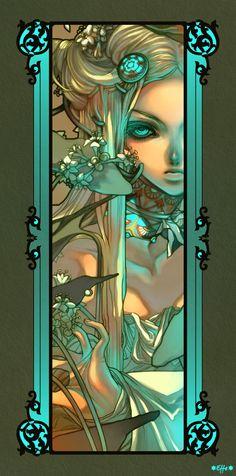 Turquoise by ~Fabio-Barboni on deviantART