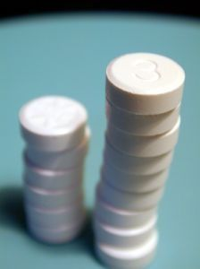 Aspirin Mask to Treat Acne