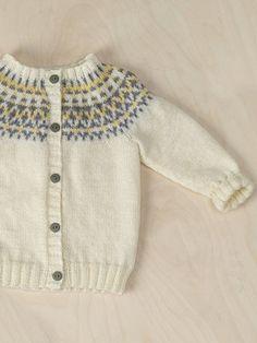 Nordic Yarns and Design since 1928 Ravelry, Embroidered Jacket, Cardigan Pattern, Knitting Patterns, Knitting Ideas, Knit Crochet, Keto, Children, Sweaters