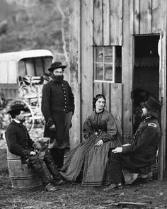 Wrapper. civil war era fashion yep proof that all yankee officers did all day was sit around with momen in there night clothes