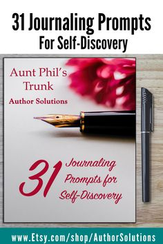 31 Journaling Prompts for Self-Discovery. Daily journaling is a powerful way to learn more about yourself and discover your purpose. #journaling #selfdiscovery #mindset #personalgrowth