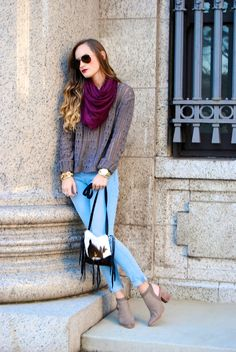 Street Style from Morrell's Armoire Fashion Blog