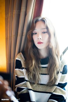 Taeyeon Tommy Hilfiger Fall 2018 Runway Show Photoshoot in shanghai Snsd, Sooyoung, Yoona, Girls Generation, Girls' Generation Taeyeon, Kpop Girl Groups, Korean Girl Groups, Kpop Girls, Taeyeon Wallpapers