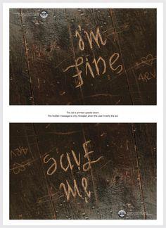 Samaritans of Singapore (SOS): The Hidden Pain, Im Fine / Save Me