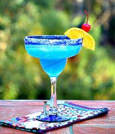 Blue Curacao Margarita Recipe