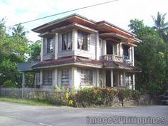 """Century Old House"", Place Taken: Camiguin take on Date Taken: 2008 Philippine Architecture, Filipino House, Bahay Kubo, Philippine Houses, Filipino Culture, Philippines Culture, Dream House Plans, Urban Planning, Victorian Homes"
