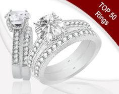 Item Details: SRR115105 R40/0.51CT 14KW 7.5MM  A feminine, ornate design takes this gorgeous wedding set to a new level. It has 0.51cts ideal cut round brilliant accent stones and is fit to hold a 7.5mm round center, set in 14k white gold. The Head is shaped like a Queen's crown giving this sparkler a beautiful touch of intricate workmanship.