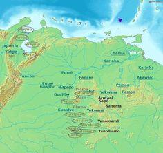 Etniasvenezolanas - Pueblos originarios de Venezuela - Wikipedia, la enciclopedia libre