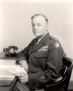Lucien Truscott *** Commanding General/ 5th Army