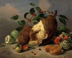 Agostinho da Motta Natureza-morta com frutas, 1873 Óleo sobre tela