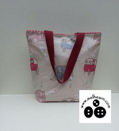 Caravan Tote Bag - The Supermums Craft Fair