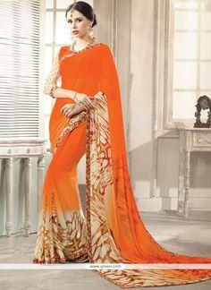 Artistic Casual Saree For Casual Model: YOSAS0276