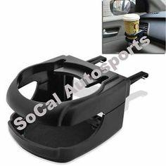 Auto Car SUV Truck Accessories Vehicle Van Beverage Drink Cup Bottle Holder Clip | eBay