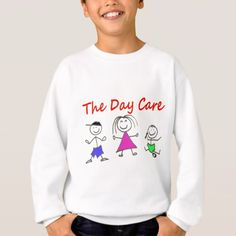 The day care sweatshirt