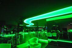 decoración de discoteca