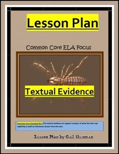 This Common Core-Base Lesson Plan contains the following: Lesson Steps, Warm-Up, Vocabulary Activity, Nonfiction Articles, Graphic Organizers, Mini Assessment, Exit Slip, and Teacher Keys.