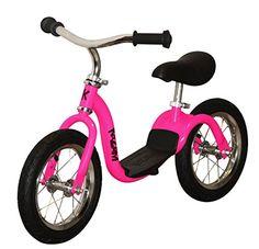 KaZAM Balance Bike v2s - Pink - http://www.bicyclestoredirect.com/kazam-balance-bike-v2s-pink/