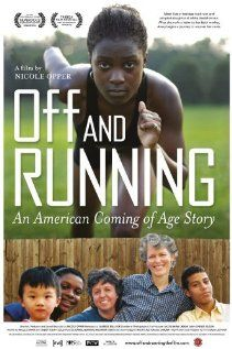 **DVD 305.4 Off**  Documentary about a Brooklyn teen-aged girl, raised by two Jewish mothers and with two adopted brothers, who searches for information about her African-American birth mother. Her complex exploration of race, identity, and family begins to lead the teen into trouble in her personal life, threatening a promising career as a track and field athlete. She eventually picks up the pieces of her life, leading to inspiring results.