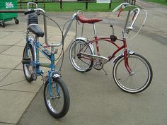 I just want one!!! #raleigh #chopper #bicycle