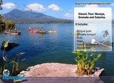 This complete tour allows you to experience many of the breathtaking Nicaragua stops in one day. We will travel from Managua take several places of interest on our way to lush Masaya Volcano National Park, established in 1979 as the first national park in the country. 54 square kilometers of the park include two volcanoes, Nindirí and Masaya.