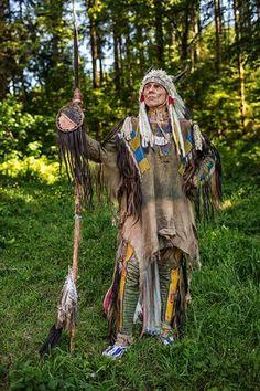 Bad Hand Apache Warhorse and Sara Olson photographed for David Joaquin. Photos by Randy Kepple Photographs. Native American Face Paint, Native American Cherokee, Native American Warrior, Native American Paintings, Native American Clothing, Native American Pictures, Native American Women, American Pride, Native American Indians