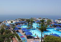 Hotel Servatur Puerto Azul Swimming Pool. Amadores- Puerto Rico, Gran Canaria.