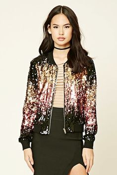 Step out in a hot new bomber jacket this winter. Whether you're looking