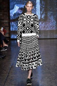 DKNY Zomer/Lente 2015 (23)  - Shows - Fashion