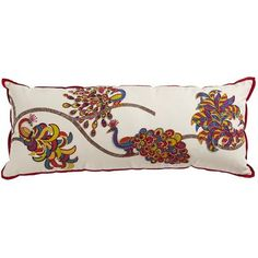 Peacocks Pillow <3