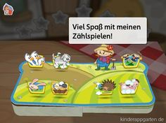 Bauernhof 123 | Kinder Apps | Kids Apps iPad iPhone | Stroy Toys