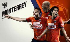 CF Monterrey 2013 Nike Third Jersey