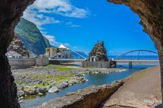 São Vicente - On the rugged north cost of #Madeira island