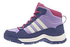 adidas Hyperhiker, Unisex-Kinder Trekking- & Wanderstiefel, Violett (Super Purple S16/Chalk White/Raw Purple S16), 30 EU (11.5 Kinder UK) - http://on-line-kaufen.de/adidas/30-eu-adidas-hyperhiker-unisex-kinder-trekking-3