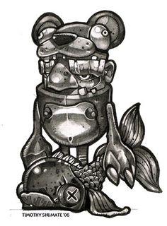 The Bear Suit by ~telegrafixs on deviantART