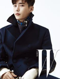 Lee Jong Suk - W Magazine August Issue '16