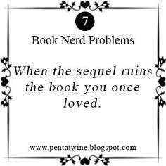 Book Nerd Problems #7