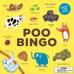 Poo Bingo - Present Indicative