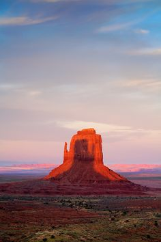 The West Mitten's shadow cast on the East Mitten at sunset, Monument Valley, Arizona by Adam Schallau Arches Nationalpark, Yellowstone Nationalpark, North Cascades, Great Smoky Mountains, Death Valley, Great Places, Places To See, Beautiful World, Beautiful Places