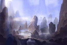 Stone Valley by jjpeabody.deviantart.com on @deviantART