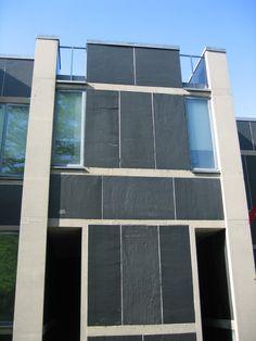 Erdman Hall Dormitories Louis Kahn